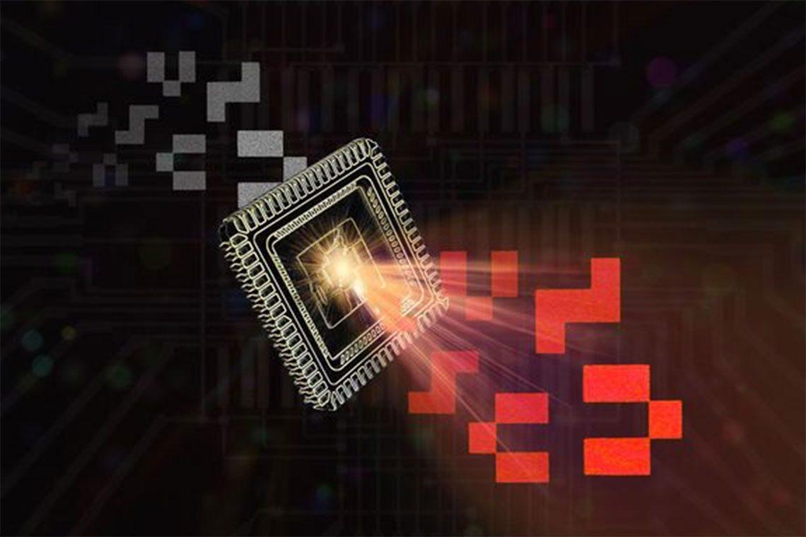 Hardware neuronal para reconocimiento de imágenes en nanosegundos